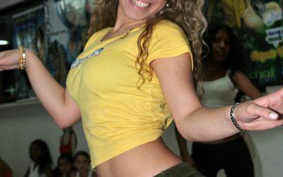 Clases de baile con la Niña Gaby – Gabriela Mendoza