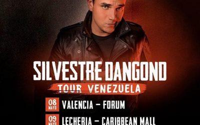 Silvestre Dangond Tour Venezuela 2020